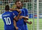 Italia gana a Bulgaria en el partido número 150 de Buffon