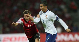 Veloso deja a Portugal con pie y medio en la Eurocopa 2016
