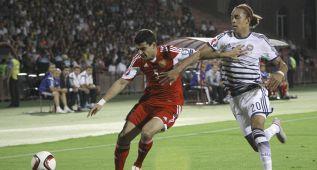 Dinamarca firma un empate que la aleja de la Eurocopa