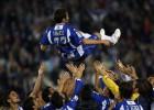 Tamudo hará el saque de honor en Cornellá ante el Real Madrid