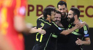 España asegurará el pase con una victoria o con dos empates