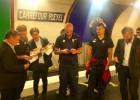 El Girondins llegó al Parque de los Príncipes en Metro
