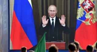 "Putin promete ""una grandiosa fiesta deportiva"" para el Mundial"