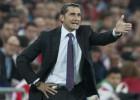 """Valverde: """"Aduriz ha estado muy bien, ha sido fundamental"""""""