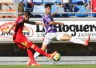 El Valladolid logra un punto con una defensa numantina