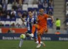 Layhoon trató la renovación de Feghouli tras el Valencia-Betis