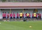 Paco Herrera: ''Vamos al Nou Camp a competir y aprender''