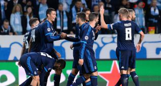 Cristiano revive, el Madrid sestea