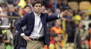 """Marcelino, muy seguro: """"Somos el mejor equipo del grupo"""""""