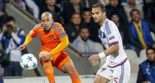 """Feghouli, no al Barça: """"No he mostrado interés en otro club"""""""