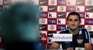 """Valverde: """"Esta vez tenemos la misma presión que siempre"""""""