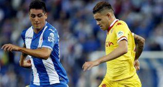 Un gol en el descuento da su segunda victoria al Sporting
