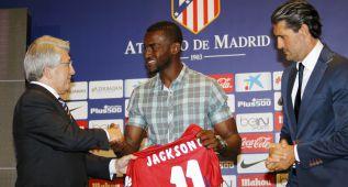"""Cerezo: """"Jackson es el mejor nueve del fútbol europeo"""""""