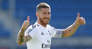 Con Ramos, el Madrid encaja la mitad de goles en los derbis