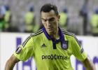 El Anderlecht falla tres penaltis y no consigue pasar del empate