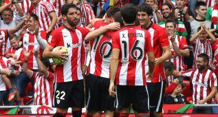El Athletic despierta ante un Valencia con muchas dudas