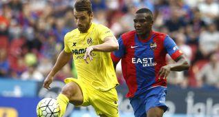 Deyverson inflige al Villarreal su primera derrota en Liga