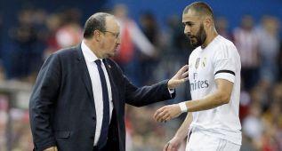 """Benzema: """"Me quitó por el resultado, para más defensa"""""""