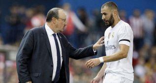 """Benítez, en el foco: """"Un Madrid más defensivo que nunca"""""""