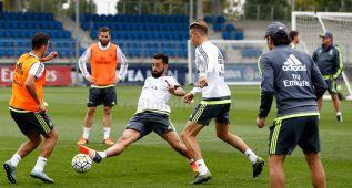 Danilo, Pepe y James Rodríguez siguen con su recuperación