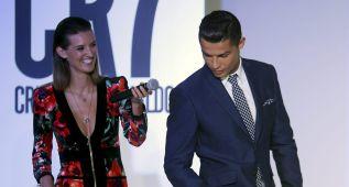Cristiano presenta su nueva línea de calzado en Portugal