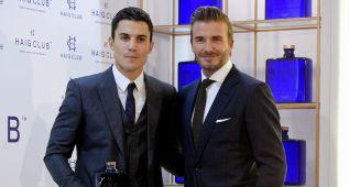 David Beckham vuelve a Madrid