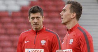 Una victoria de Polonia le daría el pase a la Eurocopa 2016