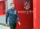 Vietto, con gastroenteritis, no se entrenó en el Atlético