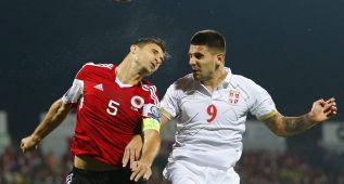 Sigue en directo los partidos de la jornada internacional