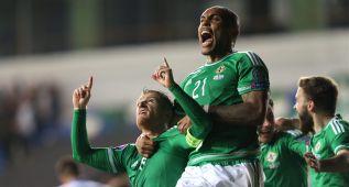 Irlanda del Norte certifica su histórico pase a la Eurocopa