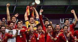 España: novena fase final de Eurocopa y tres títulos