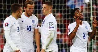 Barkley lidera a Inglaterra en su victoria ante Estonia