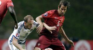 Coentrao, lesionado, abandona la concentración de Portugal