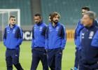 Italia busca sellar su pase en Azerbaiyán sin Pirlo ni Insigne