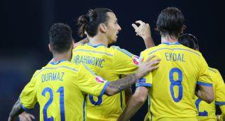 Suecia cumple en Vaduz y se asegura disputar la repesca