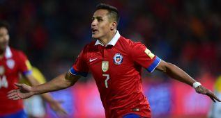 Los goles de Alexis y Vargas dan una merecida victoria a Chile