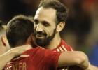 Juanfran: 'Para mí no hay mejor seleccionador que Del Bosque'