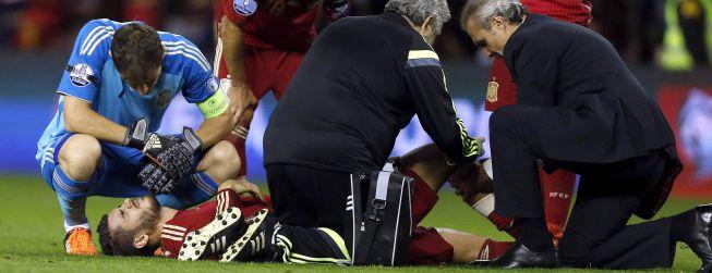 Morata dice que quiere estar el domingo frente al Inter