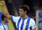 Xabi Prieto cumple 12 años en el primer equipo de la Real
