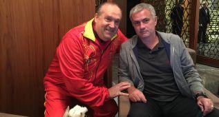 Mourinho, espía en Ucrania