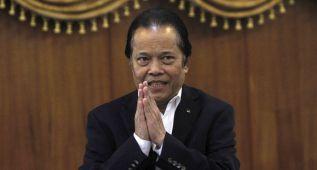 La FIFA suspende al presidente de la Federación Tailandesa