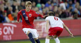Un triunfo asegura la Eurocopa para la Noruega de Odegaard