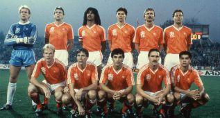 Holanda no acudirá a una Eurocopa 32 años después