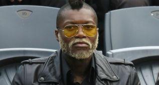 Djibril Cissé es detenido por intento de chantaje a Valbuena