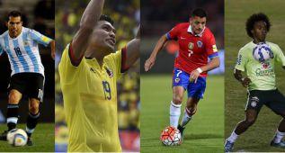 Claves de la segunda fecha de eliminatorias sudamericanas