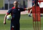 """Paco: """"Ante el Barça quiero que seamos un equipo valiente"""""""