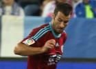 Agirretxe quiere repetir el gol del triunfo contra el Atlético