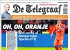 Holanda llora su fracaso y reclama