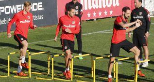Koke y Fernando Torres, dos buenas noticias para el Cholo