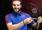 Mata, nombrado jugador del mes en el Machester United